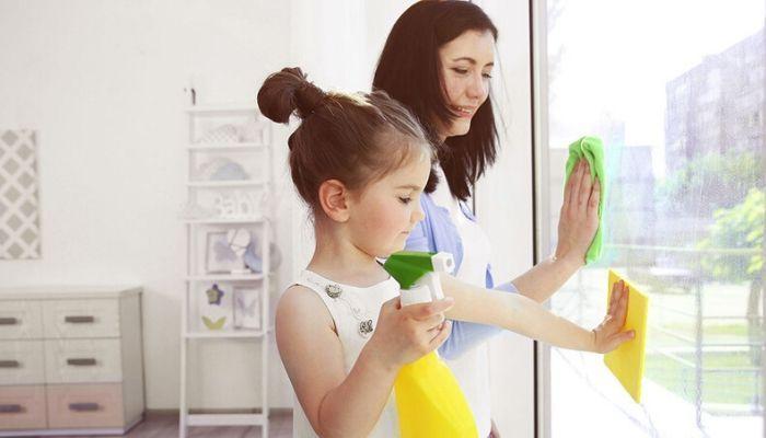 Как заинтересовать ребенка уборкой дома