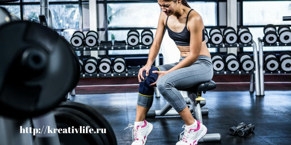 Больв мышцаз после тренировки, почему