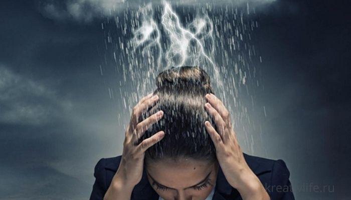 Болит голова на погоду что делать?