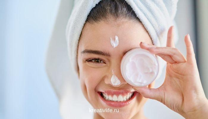Особенности ухода за кожей лица если она сухая или обезвоженная