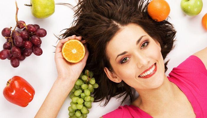 Витамин, волосы, какие продукты лучше употреблять