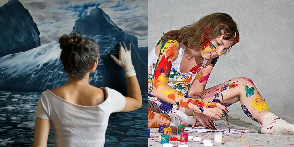 Творчество карта желаний